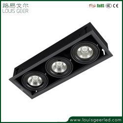 مصباح ذكي بقدرة 45 واط خفيف عند الرجوع إلى أسفل مصباح LED ثابت عند الرجوع إلى أسفل عند المتاجر
