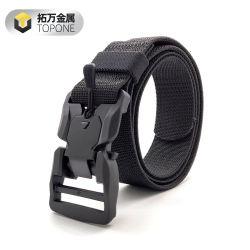 Cintura tattica Amazon uomo cinture in nylon magnetico a rilascio rapido in plastica
