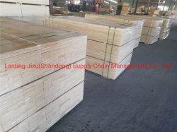 Poplar أو Pine LVL و Bed LVL Board Timber و أسعار خشب الخشب
