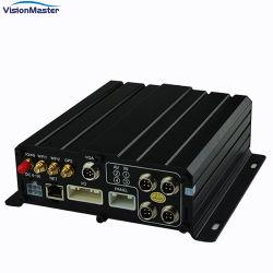 4CH 2.5 '' HDD/SSD 2tb en 128GBBR Kaart Mdvr voor de Taxi van de Bus