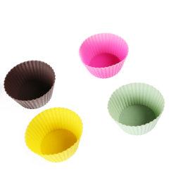 أكواب صناعة السيليكون كعكة قالب، تخصيص قالب كعكة