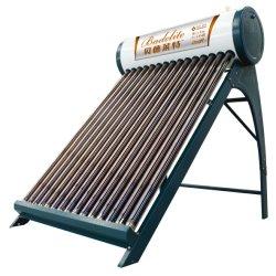 De Verwarmer van het Water van de Zonne-energie van de Rol van het koper