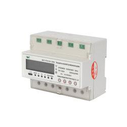 Трехфазный блок распределения питания рейку многофункциональных электрической энергии Meter-Dtsd9502-3*20 (80)