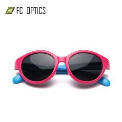 100% de protecção UV ao redor da estrutura da RIM Ray Band rótulo privado Homens Mulheres Kid flexível de borracha EPT óculos de sol