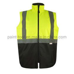 De weerspiegelende Levering voor doorverkoop van Workwear van de Overtrekken van de Veiligheid Workwear past de Overall van Overtrekken aan
