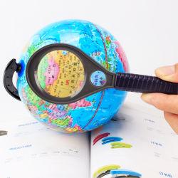 ハンドヘルドリーディング拡大鏡レンズ防水顕微鏡拡大鏡