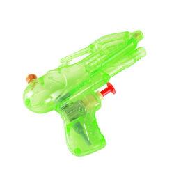 مسدس الماء الشفاف لعبة البلاستيك ميني المياه المسدس