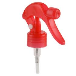 Mini-tête en plastique pour le nettoyage du pulvérisateur de déclenchement