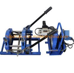 160 mm tuyau de HDPE soudage plastique pour la zone de soudure de la machine