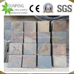 중국 자연 Rusty Stone Paver/Wall/바닥재 Slate ClAdding Tile