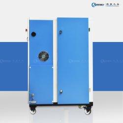 KC 시리즈 경제적인 풀리 설계 이동식 무급유 스크롤 공기 압축기 (섬유 산업)