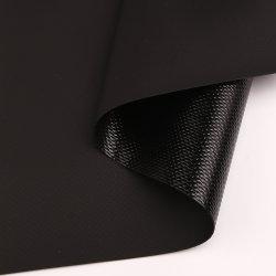 Retardante de chama 1000d revestido de PVC tecido Lona de caminhão cobrir tampa do recipiente