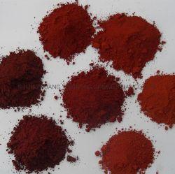 Óxido de hierro rojo H190 de pigmento de cemento, hormigón, ladrillo pavimentadora