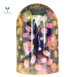 Светодиод атмосферу малых ночной свет ослепляет цвет стекла цвет лампы