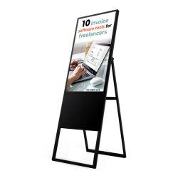 شاشة LCD نصف خارجية للإدارة عن بُعد للهاتف المحمول مقاس 43 بوصة لـ بار