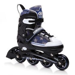 Scarpe Da Ragazzi Semi Soft Quad Gear Regolabili Per Bambini Oem/Odm Professional Roller Inline Skate