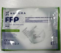 Stock Aanbieding Medische Levering Groothandel 4 lagen wegwerpbaar beschermend stof Mode FFP2-gezichtsmasker
