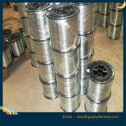 Fil de fer galvanisé Scourer matériel pour le nettoyage de la bille de cuisine