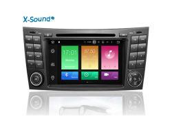 Android Market 8.0 aluguer de DVD para Mercedes Benz Classe E W211 2002 2008 Classe G W463 2001 2008 CLS W219 2004 2011