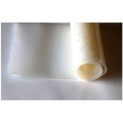 Feuille de caoutchouc de silicone doux et souple