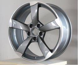 Автомобиль со стороны алюминиевого сплава колесного диска с помощью для Audi