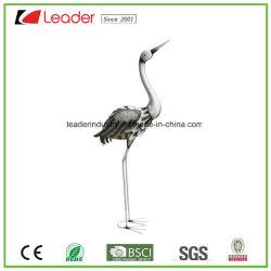 Декоративные металлические птицы фигурка для дома и сада орнаментом