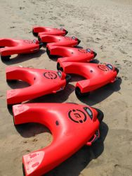 Neue Ankunfts-surfender Wetsuit-/Wind-surfender Vorstand-Surfbrett-Drachen