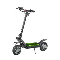 Moteurs doubles Ecool E Scooter électrique pliant 3600W les scooters électriques