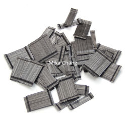 Cho 56/35 (SIKA) di fibra d'acciaio incollata per i materiali da costruzione del cemento