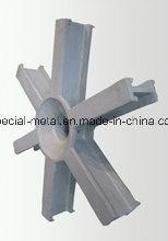 fundición a la cera perdida HK40 HP40 Tratamiento térmico del ventilador del horno