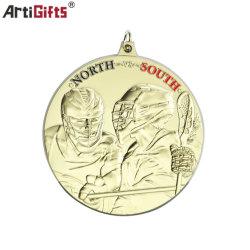 الستانلس ستيل الأكثر سخونة رخيصة جعل ميدالية خاصة بنا