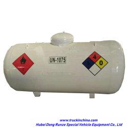 Mini 500 gallons (1.89m3) Propane GPL petit réservoir sous pression de 1 tonne de la cuisson de stockage du gaz (GPL, DEM, l'isobutane, gaz de cuisine)
