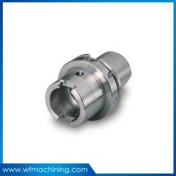 Liga de alumínio de precisão OEM/Usinagem CNC em aço inoxidável girar garra de fixação