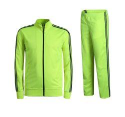 Ginásio personalizado de Treino via se adequar a qualidade de sublimação aquecer Suits Sport Jogging Fatos