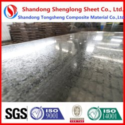 Alta qualidade de arame galvanizado Corrogated Folha de aço para tecto