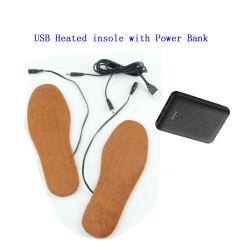 Batterie rechargeable semelles chauffants électriques