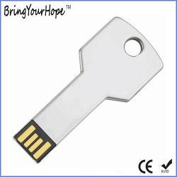 Clé Flash USB de l'argent métallique (XH-USB-054)
