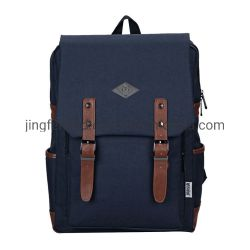 Moda Ocio Mochila bolsa para portátil mochila de viaje exterior Unisex