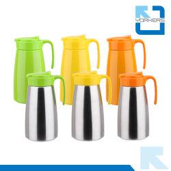 Высокое качество компактна: 1,6 л. чайник воды из нержавеющей стали 304 фруктовый сок чайник