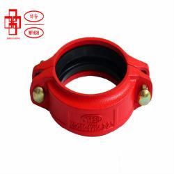UL FM 300psi en fonte ductile raccords de tuyau cannelé de la Chine