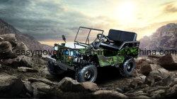 50cc 110cc 125cc 150cc 200cc Gasoline Mini Jeep ATV für weg von Road