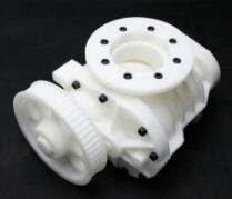 طباعة ثلاثية الأبعاد نموذج أصلي/CNC بماكينات بلاستيكية / قطع معدنية / نموذج تفريغ سريع