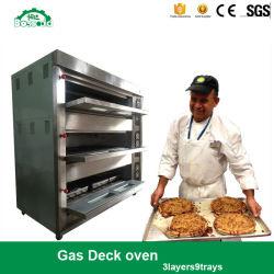Commerce de gros gâteau de pain Boulangerie ALIMENTAIRE Machine de cuisson pour des gâteaux de coupe