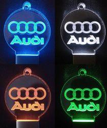 Gratuit Logo Audi Stick USB sur la promotion Joyeux Noël