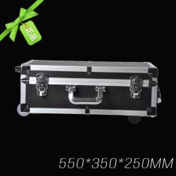 La joyería de aluminio grande del recorrido lleva la caja (KeLi-Herramienta-1766)