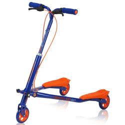 Vélo de scooter d'équilibre d'équilibre de roue de scooter 3 de sport de jouet d'enfant