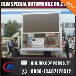 شاشة تلفزيون P5 Mobile Truck LED إعلانات تجارية شاشة عرض/شاشة للشاحنة/السيارة/التاكسي