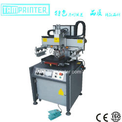 Précision verticale de l'imprimante de l'écran de textile en plastique