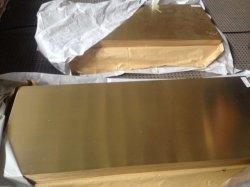 C33000 Feuille en alliage de cuivre en laiton/plaque