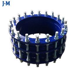 ステンレス鋼のタイ棒が付いている接合箇所を分解する鉄のFbeの延性があるコーティング